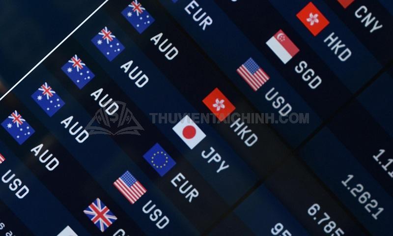 Thuật ngữ cặp tiền tệ chính