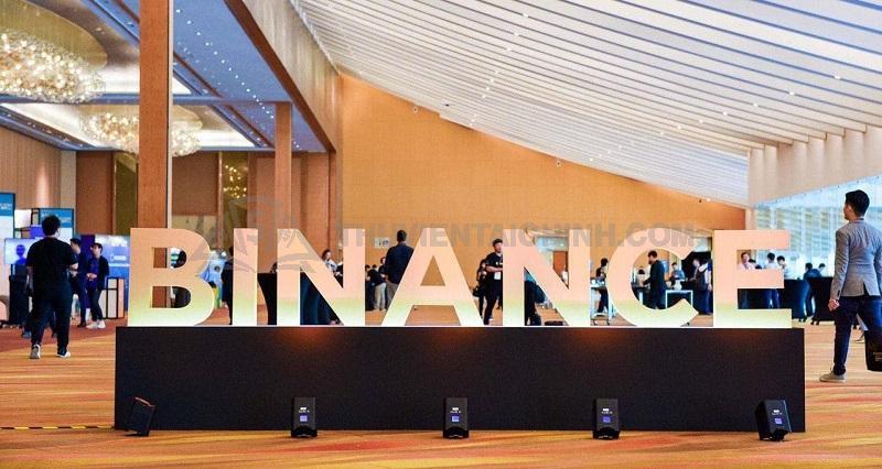 Sàn giao dịch tiền điện tử quốc dân Binance