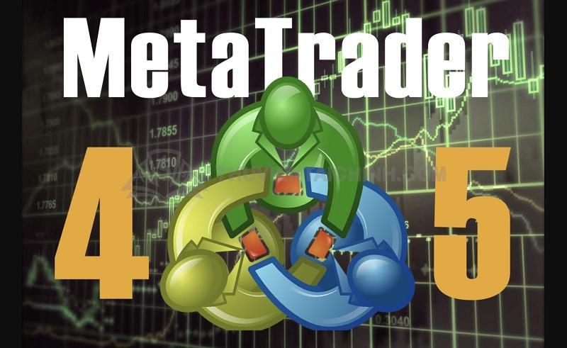 So sánh MetaTrader 4 và MetaTrader 5