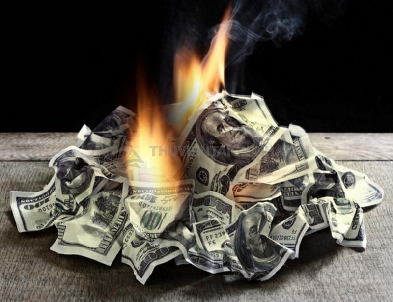Thế nào là cháy tài khoản - Cháy tài khoản là gì