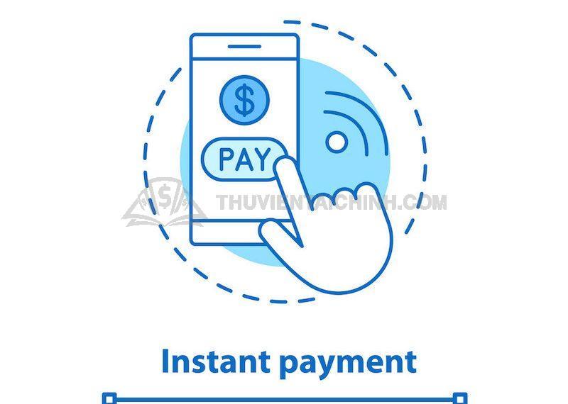 Hướng dẫn nạp/rút tiền qua cổng thanh toán INSTANT