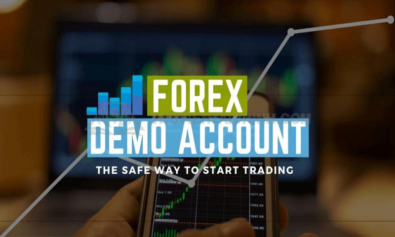 Thị trường Forex cung cấp ngoài tài khản thực thì còn có tài khoản demo