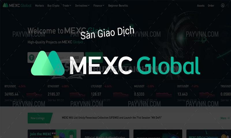 Ngôi sao mới trên bầu trời gọi tên sàn MEXC