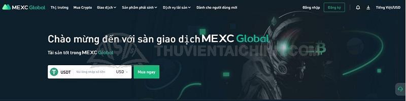Củng có thêm niềm tin đầu tư vào sàn giao dịch tiền điện tử MEXC