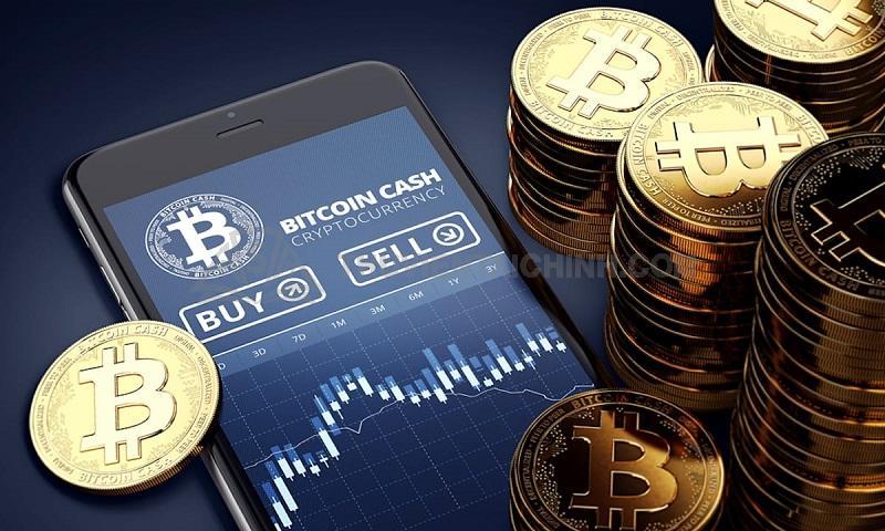 Cứ hàng giờ có hàng nghìn giao dịch mua bán bitcoin được thực hiện