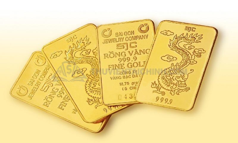 Giá mua/bán vàng chịu sự chi phối bởi rất nhiều yếu tố