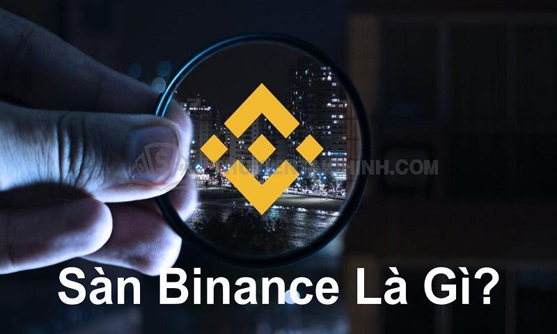 Sàn giao dịch tiền điện tử uy tín Binance
