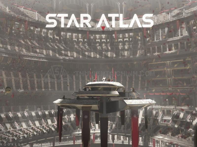 Dự án Star Atlas