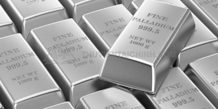 Có nên mua Bạch kim và Palladium sau đợt giảm mạnh trong 5 tháng?