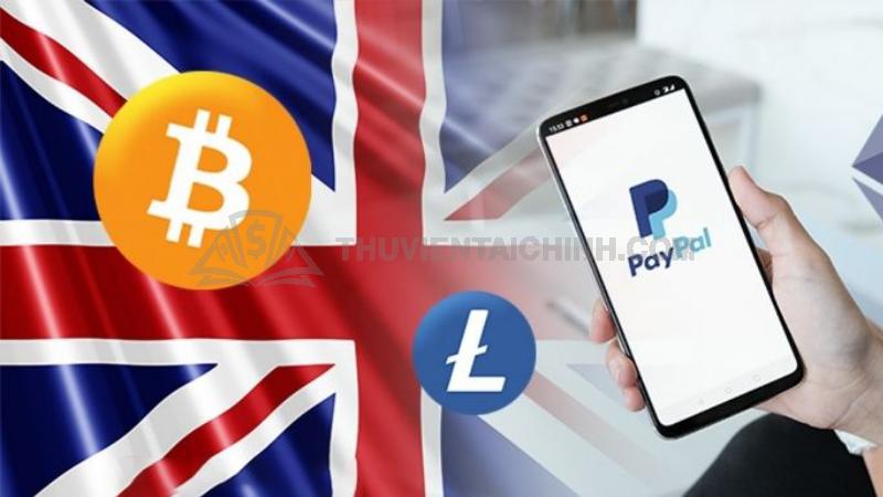 Ứng dụng tiền điện tử của PayPal chính thức ra mắt